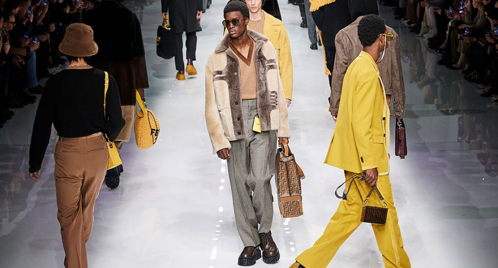 Milan Fashion Week autumn winter 2020