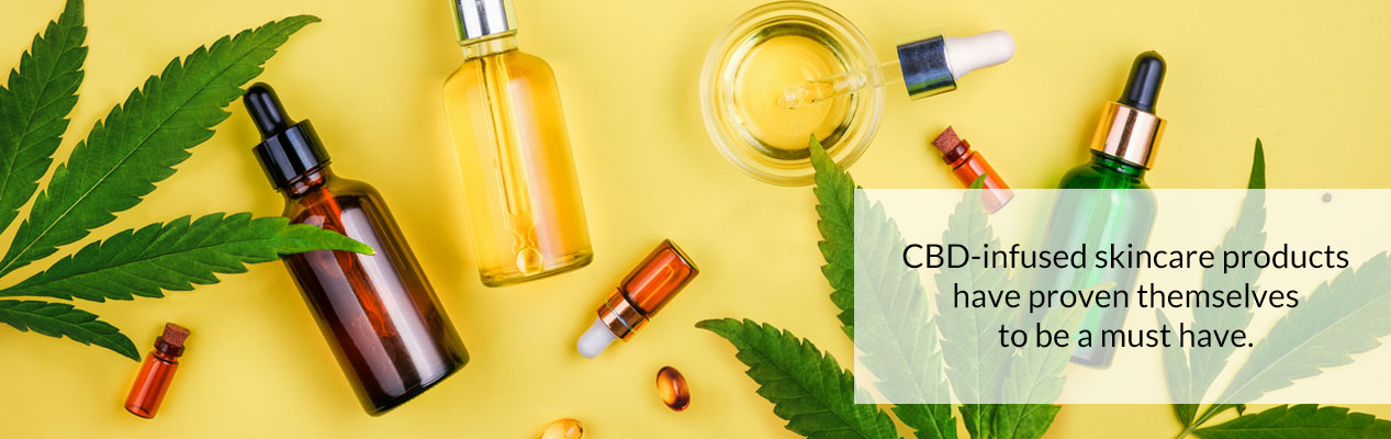 CBD and Full Spectrum Hemp Skin Care Products