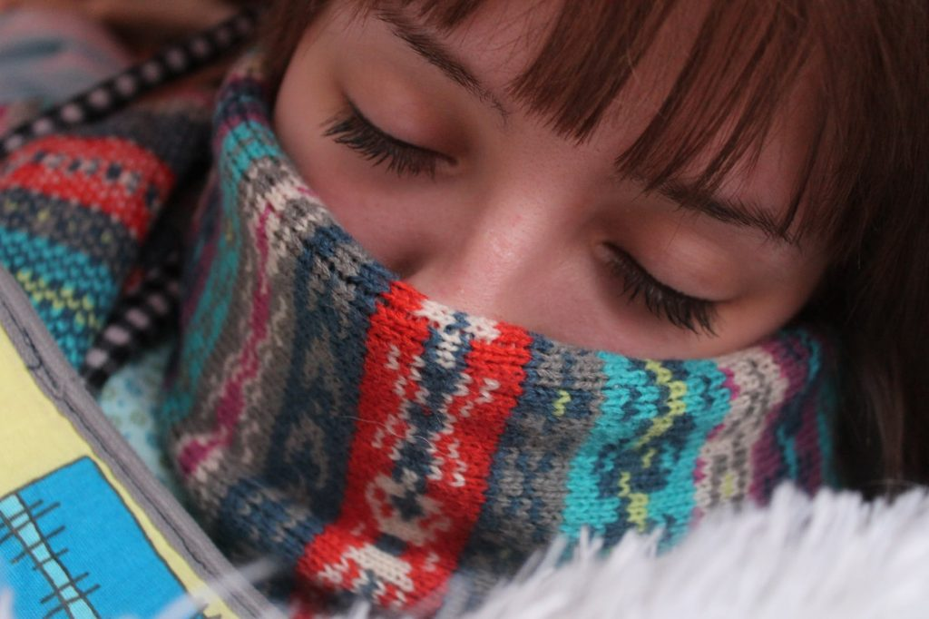 How can you stop getting sick all the time after a serious illness?