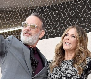 Tom Hanks and Rita Wilson Back in LA after Coronavirus quarantine
