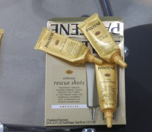 Pantene Intense Rescue Shots – Perfect skin care for you